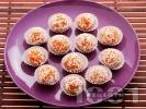 Рецепта Постни морковени бонбони с орехи